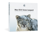 OS X Snow Leopard Box Cover