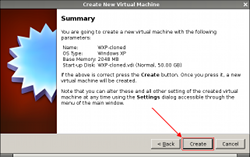 VirtualBox - Summary